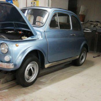 La Fiat di Giuseppe76