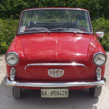La Fiat 500 Bianchina di Arturo
