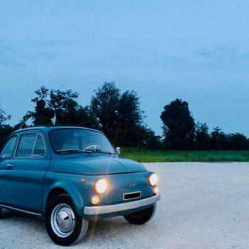 La Fiat 500 di Tommaso