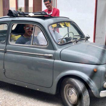 La Fiat 500 di Gabriele 58