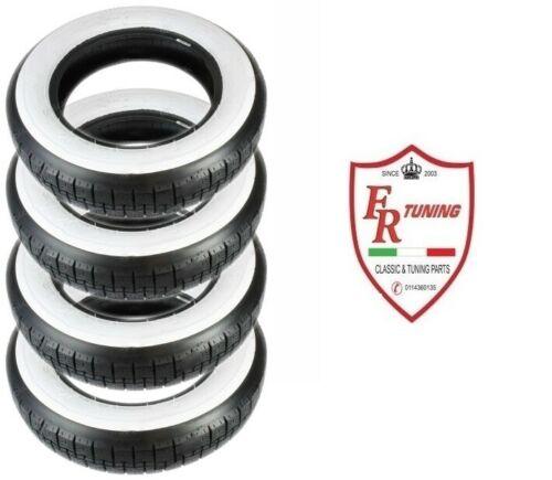 pneumatici con fascia bianca per cinquecento d'epoca e-bay