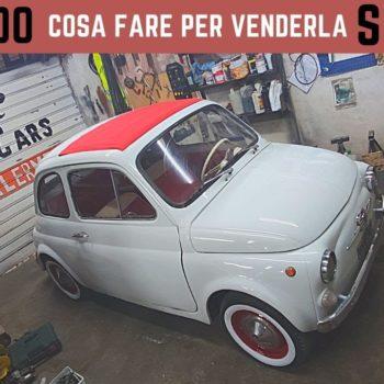 Il Restauro di una Fiat 500 F – Old Cars Palermo