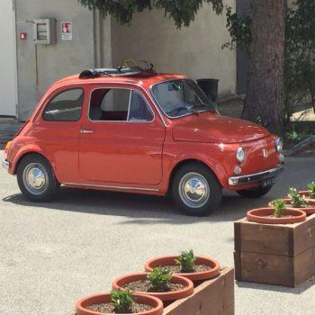 La Fiat 500 di Gionny