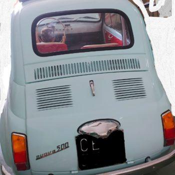 La Fiat 500 di Salvatore