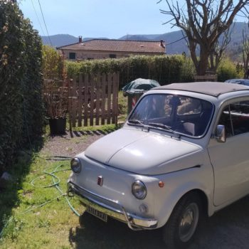 La Fiat 500 L di Luca è in vendita: chi la vuole?