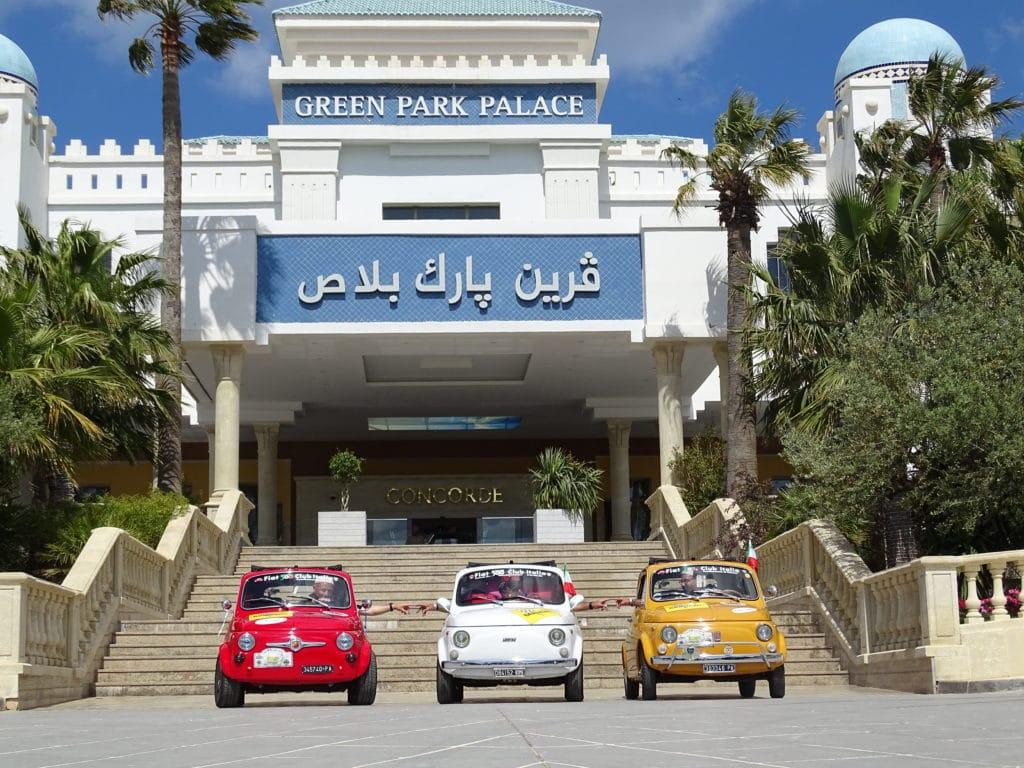 cinquecento tunisia