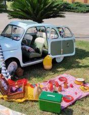 Vacanza in Cinquecento? Vinci il bauletto con logo Fiat!