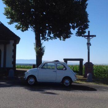 La Fiat 500 di Nardin