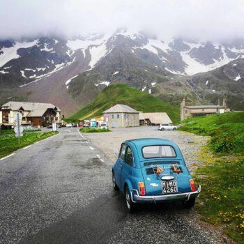 Racconta la tua vacanza e vinci! – 1000 Km fino a Parigi in Cinquecento