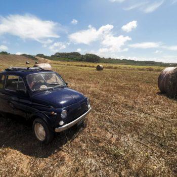 Racconta la tua vacanza e vinci! – In Sardegna con la Cinquecento