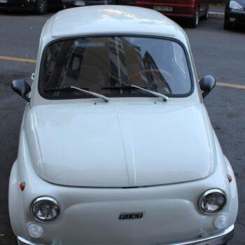 La Fiat 500 di Giulio Maffeo