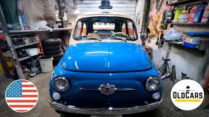 Restauro di una Fiat 500 d'epoca (Parte 2) – Verniciatura e Assemblaggio
