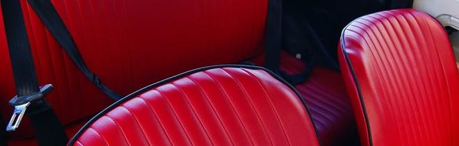 Cinture di sicurezza per la nostra Fiat 500