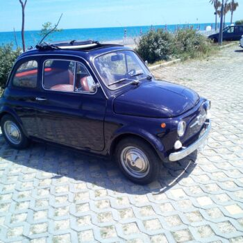 La Fiat 500 di Mario