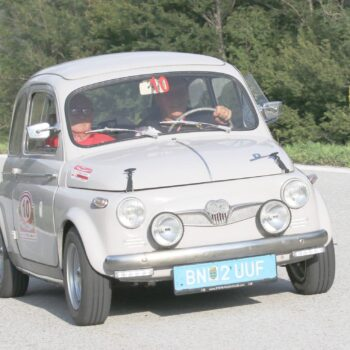 La Fiat 500 di Johannes Husar