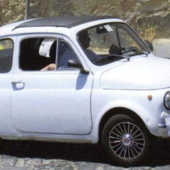 La Fiat 500 di MaxDimitri