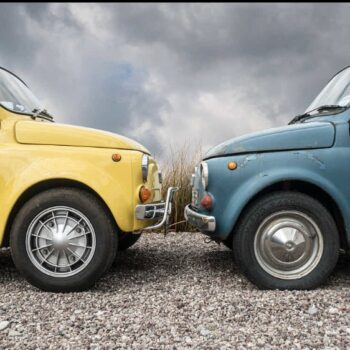 La Fiat 500 di Ian R