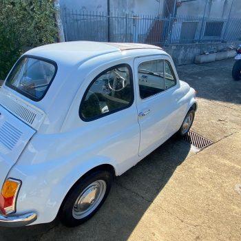 La bellissima Fiat 500 F di Giovanni è in vendita: chi la vuole?