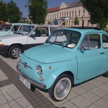 LA Fiat 500 di Balu99
