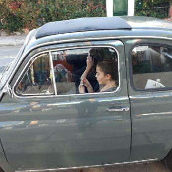 La Fiat 500 di Vicio65