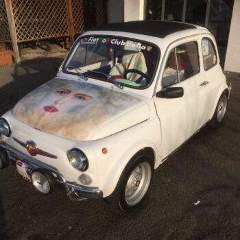 La Fiat 500 di Giuseppe