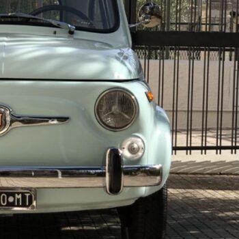 La Fiat 500 di Andrea C.