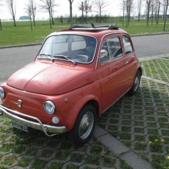 La Fiat 500 di Beppe