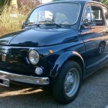 La Fiat 500 di Daniel61