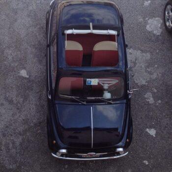 La Fiat 500 di 30Andrea
