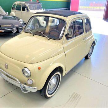 La Fiat 500 di Nicho