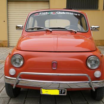 La Fiat 500 di Renzo