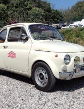 La ruggente Fiat 500 di Luca è in vendita: chi la vuole?